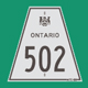 Hwy 502 #2 Sign Graphic