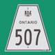 Hwy 507 Sign Graphic