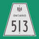 Hwy 513 Sign Graphic
