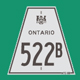 Hwy 522B Sign Graphic