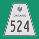 Hwy 524 Sign Graphic