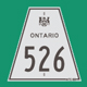 Hwy 526 Sign Graphic