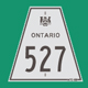 Hwy 527 #1 Sign Graphic