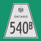 Hwy 540B Sign Graphic