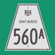 Hwy 560A Sign Graphic