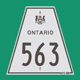 Hwy 563 Sign Graphic