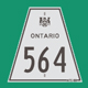 Hwy 564 Sign Graphic