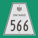 Hwy 566 Sign Graphic