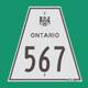 Hwy 567 Sign Graphic