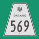 Hwy 569 Sign Graphic