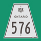 Hwy 576 Sign Graphic