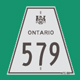 Hwy 579 Sign Graphic