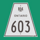 Hwy 603 Sign Graphic