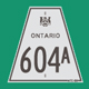 Hwy 604A Sign Graphic