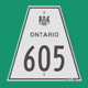 Hwy 605 Sign Graphic