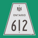 Hwy 612 #1 Sign Graphic