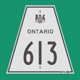 Hwy 613 Sign Graphic