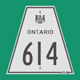 Hwy 614 Sign Graphic