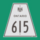 Hwy 615 Sign Graphic