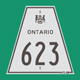 Hwy 623 #2 Sign Graphic
