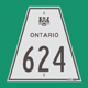 Hwy 624 #2 Sign Graphic