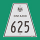 Hwy 625 Sign Graphic