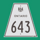 Hwy 643 Sign Graphic