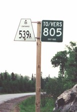 HWY 805