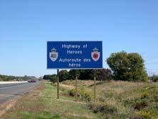 HIGHWAY OF HEROES - HIGHWAY 401 BBS