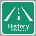 Hyperlink to Ontario Highway History Page