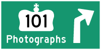 HYPERLINK TO HWY 101 PHOTOGRAPHS PAGE - © Cameron Bevers