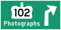 HYPERLINK TO HWY 102 #2 PHOTOGRAPHS PAGE - © Cameron Bevers