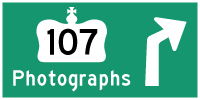 HYPERLINK TO HWY 107 PHOTOGRAPHS PAGE - © Cameron Bevers