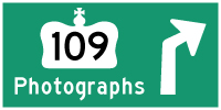 HYPERLINK TO HWY 109 PHOTOGRAPHS PAGE - © Cameron Bevers