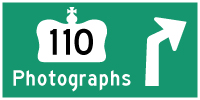 HYPERLINK TO HWY 110 PHOTOGRAPHS PAGE - © Cameron Bevers