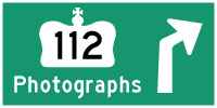 HYPERLINK TO HWY 112 PHOTOGRAPHS PAGE - © Cameron Bevers