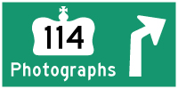 HYPERLINK TO HWY 114 PHOTOGRAPHS PAGE - © Cameron Bevers