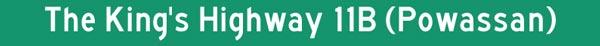 Hwy 11B Powassan Title Graphic
