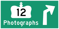 HYPERLINK TO HWY 12 PHOTOGRAPHS PAGE - © Cameron Bevers