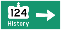 HYPERLINK TO HWY 124 PAGE - © Cameron Bevers