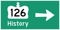 HYPERLINK TO HWY 126 PAGE - © Cameron Bevers