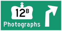 HYPERLINK TO HWY 12B PORT MCNICOLL PHOTOGRAPHS PAGE - © Cameron Bevers