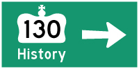 HYPERLINK TO HWY 130 PAGE - © Cameron Bevers