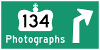 HYPERLINK TO HWY 134 #2 PHOTOGRAPHS PAGE - © Cameron Bevers