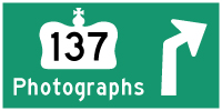HYPERLINK TO HWY 137 PHOTOGRAPHS PAGE - © Cameron Bevers