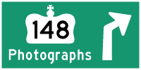 HYPERLINK TO HWY 148 PHOTOGRAPHS PAGE - © Cameron Bevers