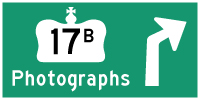 HYPERLINK TO HWY 17B THUNDER BAY PHOTOGRAPHS PAGE - © Cameron Bevers
