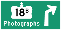 HYPERLINK TO HWY 18B RUTHVEN PHOTOGRAPHS PAGE - © Cameron Bevers