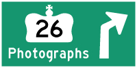 HYPERLINK TO HWY 26 PHOTOGRAPHS PAGE - © Cameron Bevers