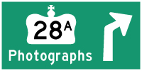 HYPERLINK TO HWY 28A PHOTOGRAPHS PAGE - © Cameron Bevers